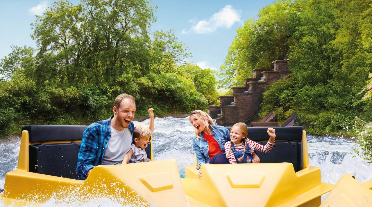 Bellewaerde Rapid River